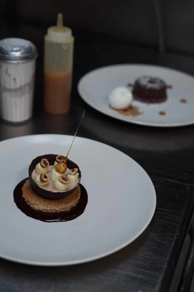 desserts restaurants l'Instant Nantes